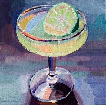 Cocktail 5, 2019 Kunsttrykk