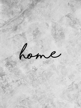 Illustrasjon home