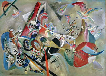 In the Grey, 1919 Kunsttrykk