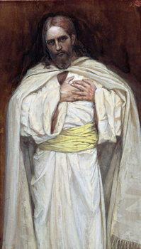 Our Lord Jesus Christ, illustration for 'The Life of Christ', c.1886-94 Kunsttrykk