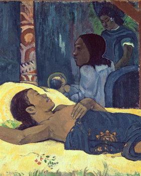 The Birth of Christ, 1896 (oil on canvas) Kunsttrykk