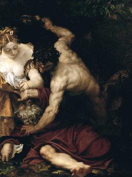 The Temptation of St. Anthony, c.1552 Kunsttrykk