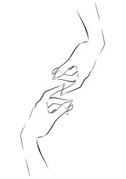 Illustrasjon Touch