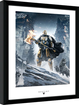 Destiny - Rise of Iron gerahmte Poster