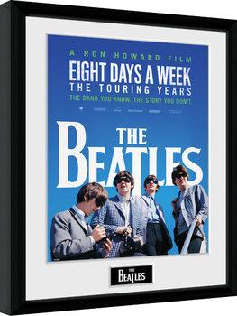 The Beatles - Movie gerahmte Poster