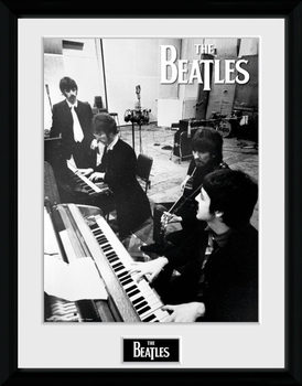 The Beatles - Studio kunststoffrahmen