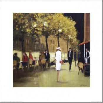 Jon Barker - Knightsbridge II Kunsttrykk