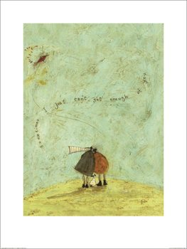 Sam Toft - I Just Can't Get Enough of You Kunsttrykk