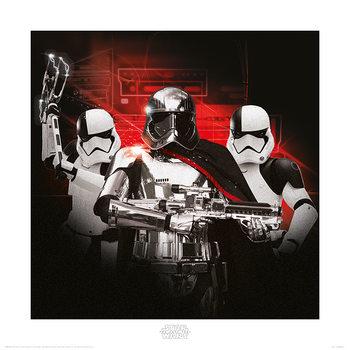 Star Wars: Episode 8 The last Jedi- Stormtrooper Team Kunsttrykk