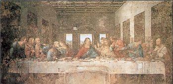 The Last Supper Kunsttrykk