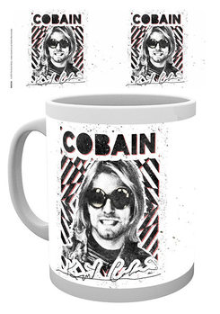 Hrnčeky Kurt Cobain - Cobain