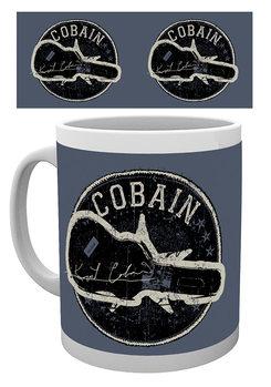 Hrnčeky Kurt Cobain