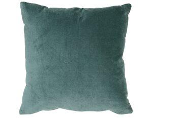 Beddengoed Kussen Khios -  Velvet Ocean Blue