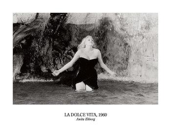 LA DOLCE VITA Festmény reprodukció
