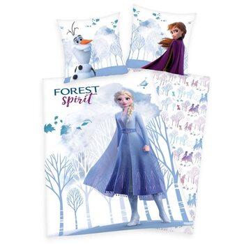 Linge de lit La Reine des neiges 2
