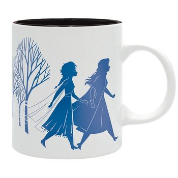 Tasse La Reine des neiges 2 - Silhouettes