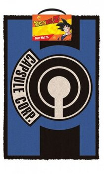 Lábtörlő Dragon Ball Z - Capsule Corp