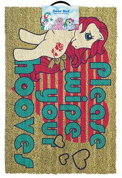 Lábtörlő  My Little Pony Retro - Please Wipe Your Hooves