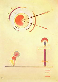 Billede på lærred Composition, 1929