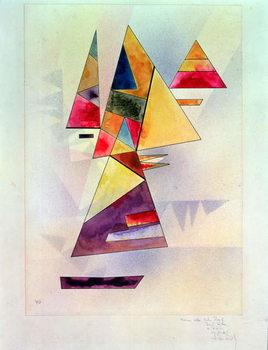 Billede på lærred Composition, 1930