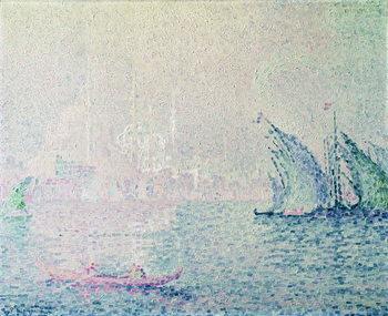 Billede på lærred Constantinople, 1909