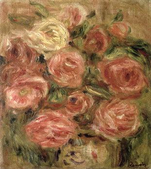 Billede på lærred Flowers, 1913-19