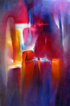 Billede på lærred play with colours