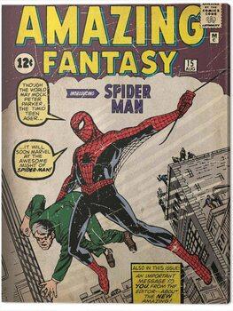 Billede på lærred Spider-Man - Issue 1