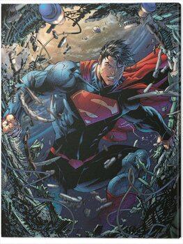 Billede på lærred Superman - Unchained