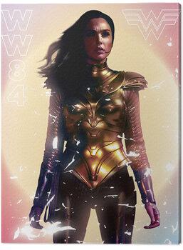 Billede på lærred Wonder Woman 1984 - Tranquil Contemplation