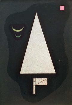 White Sharpness, 1930 Billede på lærred