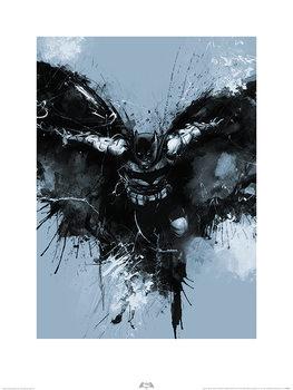 Lámina  Batman V Superman - Batman Art