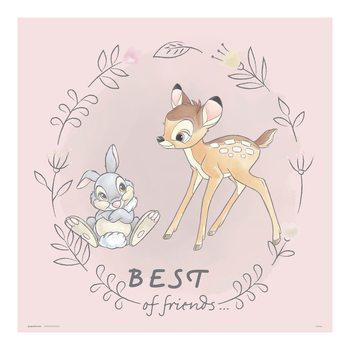 Reproducción de arte Disney - Bambi
