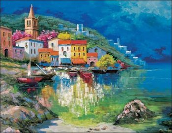 Reproducción de arte  Gianola - Marina Piccola
