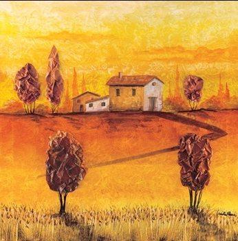 Reproducción de arte House