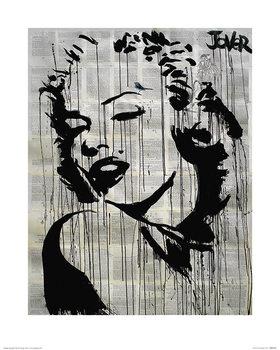 Reproducción de arte  Loui Jover - Icon