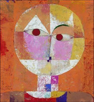 Reproducción de arte P.Klee - Senecio