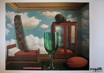 Reproducción de arte Personal values, 1952