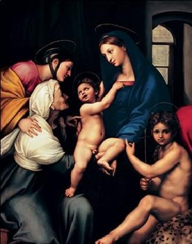 Reproducción de arte Raffaello