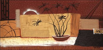 Reproducción de arte The Moon