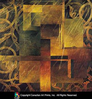 Reproducción de arte Visual Patterns II