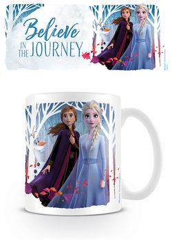 Hrnek Ledové království 2 (Frozen) - Believe in the Journey 2