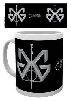 Csésze Legendás állatok: Grindelwald bűntettei - Grindlewald Emblem