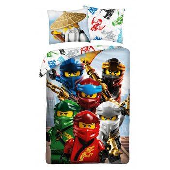 Ágynemű Lego - Ninjago Characters