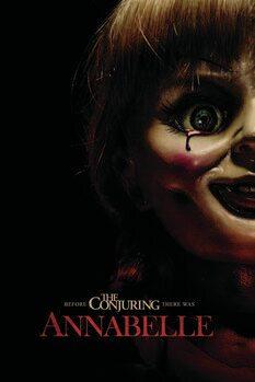 Leinwand Poster Annabelle