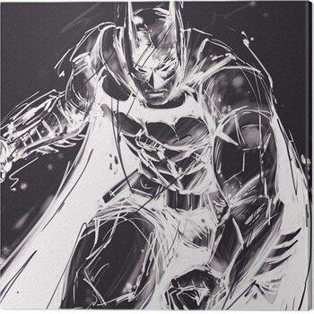 Leinwand Poster Batman Arkham Knight - Stance