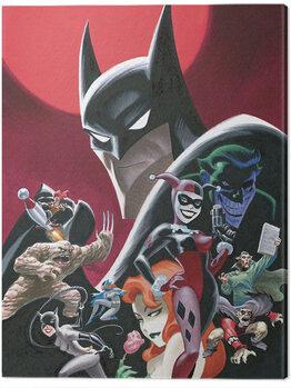 Leinwand Poster Batman - The Animated Series