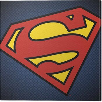 Leinwand Poster DC Comics Superman