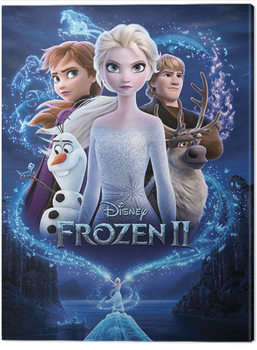 Leinwand Poster Die Eiskönigin: Völlig unverfroren 2 - Magic