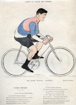Leinwand Poster Edmond Jacquelin